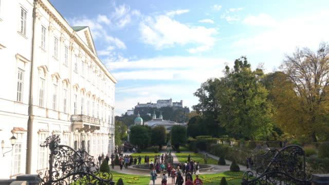 fästningen hohensalzburg salzburg österrike - österrikisk kultur bildbanksvideor och videomaterial från bakom kulisserna