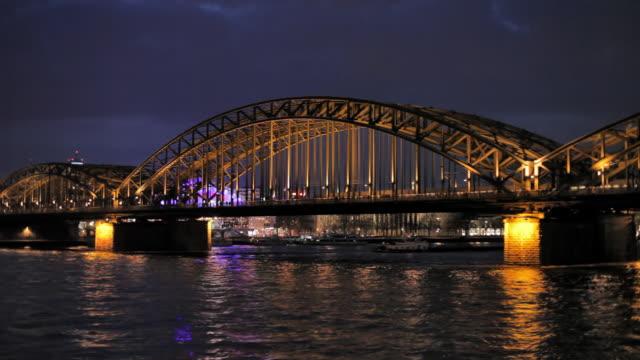 (Realtime) Hohenzollern Bridge