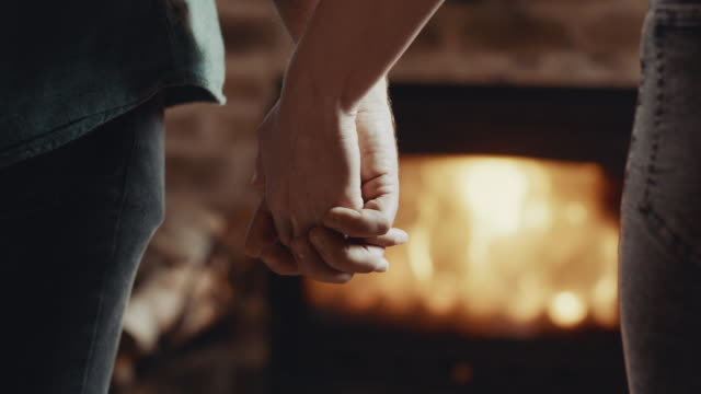 holding hands - in front of stock videos & royalty-free footage