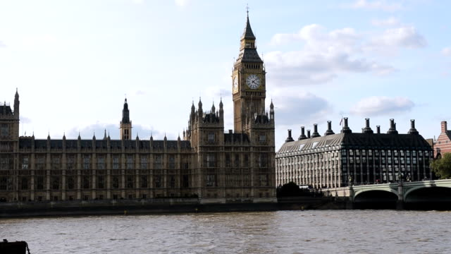 holding up digital camera in westminster with big ben, london - digital camera stock videos and b-roll footage
