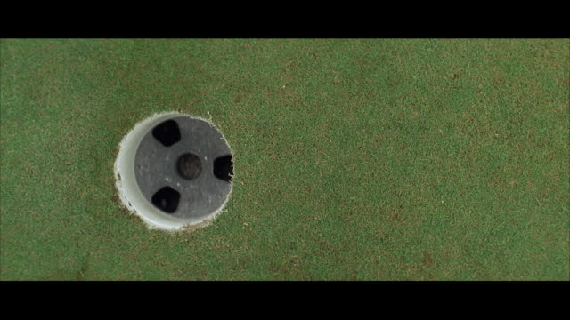 CU Hole at golf course