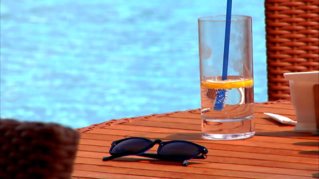 holiday and swim pool - fizzy lemonade stock videos & royalty-free footage
