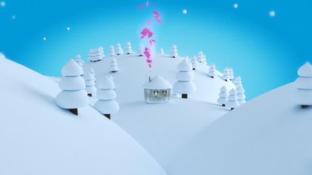 Holiday animation