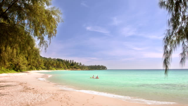 holiday island - französisch polynesien stock-videos und b-roll-filmmaterial