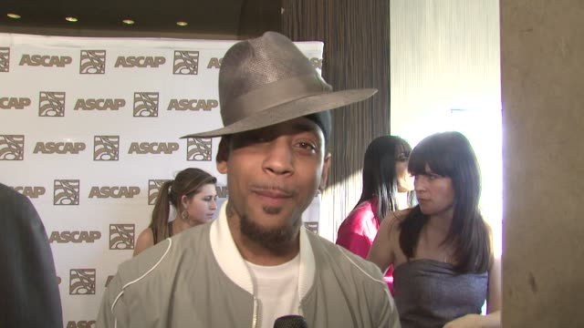 vidéos et rushes de holiday on his bet nomination and performing at the ascap awards at the ascap rhythm soul awards at los angeles ca - ascap