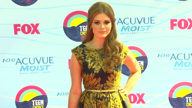 Holland Roden at 2012 Teen Choice Awards on 7/22/12 in Los Angeles CA