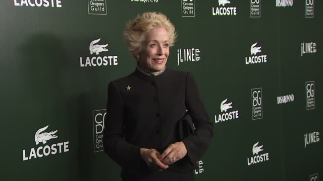 Holland Taylor at the 13th Annual Costume Designers Guild Awards at Beverly Hills CA