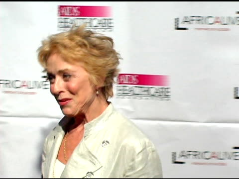 Holland Taylor at the The AIDS Healthcare Foundation Presentation of 'Hot In Hollywood' at the Henry Fonda/Music Box Theatre in Hollywood California...