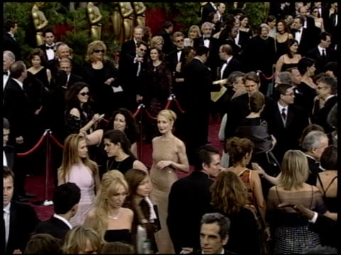 Holly Hunter at the 2004 Academy Awards Arrivals at the Kodak Theatre in Hollywood California on February 29 2004