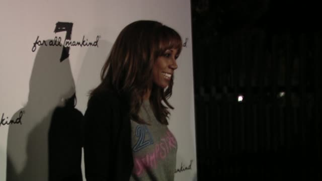 Holly Robinson Peete at the Vanity Fair Hosts 7 For All Mankind 10th Anniversary Celebration at Beverly Hills CA