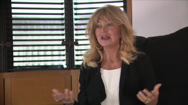 Hollywood actress Goldie Hawn tells Sky News about the Me Too movement and her experiences of sexual harassment Now she's built a career playing the...