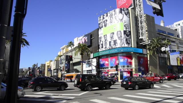 hollywood, california - academy awards stock videos & royalty-free footage