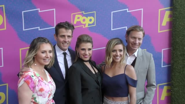 Hollywood Darlings Cast at the Premiere Of Pop TV's 'Hollywood Darlings' on April 06 2017 in Los Angeles California