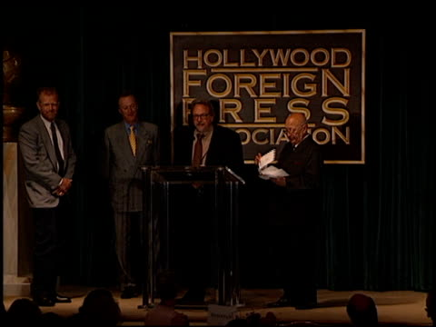 Hollywood Foreign Press Assoc Luncheon 2 of 2 at the Hollywood Foreign Press Association Luncheon at the Regent Beverly Wilshire Hotel in Beverly...