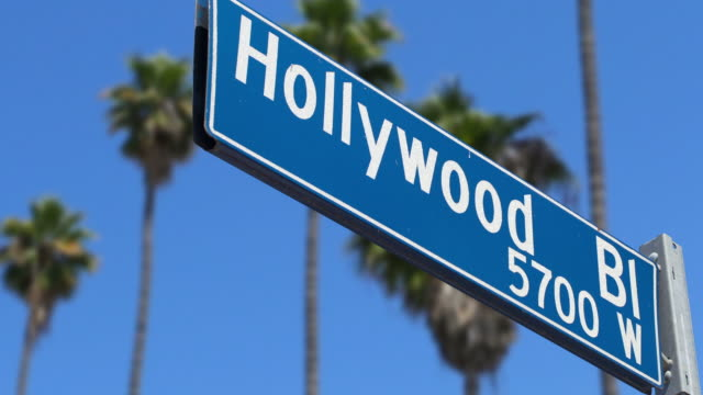 hollywood - hd video - hollywood stock videos & royalty-free footage