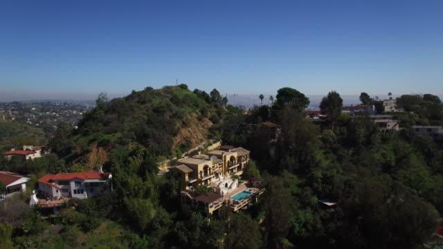 Hollywood Hills-Antenne
