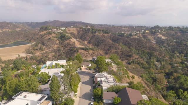 Antenne de Hollywood Hills