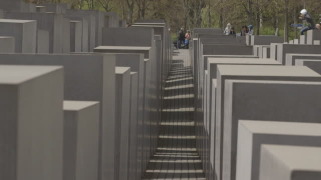 Holocaust Memorial Berlin Germany