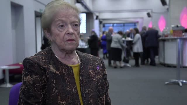 holocaust survivor rachel levys speaks about the terrifying experiences of auschwitz and tells of her escape. - survival stock videos & royalty-free footage