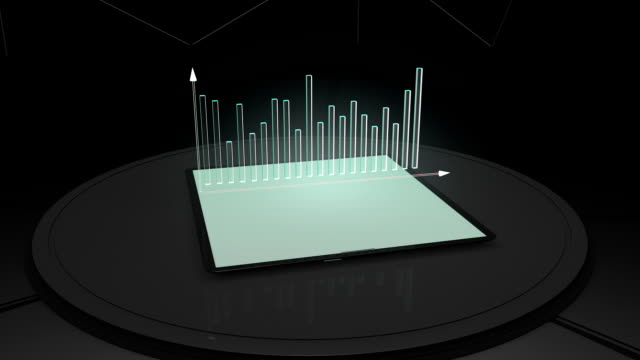 Hologramme graphiques
