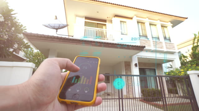 Home Automation and smart home technology - Lighting House control