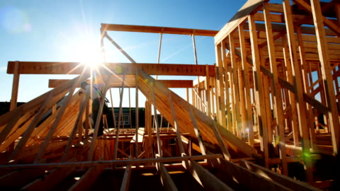 home construction - construction site stock videos & royalty-free footage