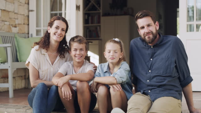 home is for family - veranda stock videos & royalty-free footage