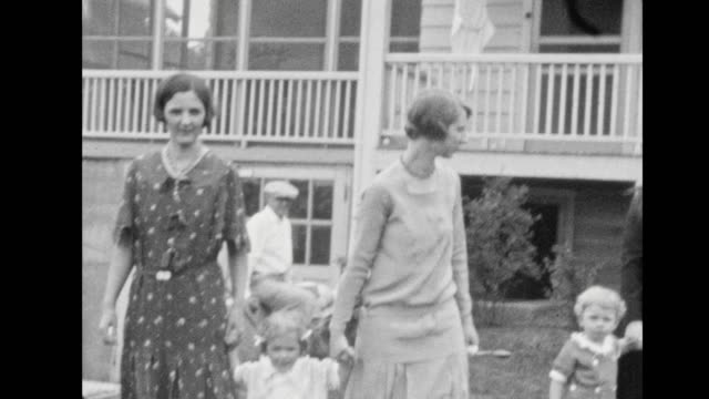 home life, 1930 - 1930 stock videos and b-roll footage