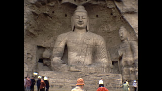 1969 Home Movie - Caves of a thousand buddhas in China