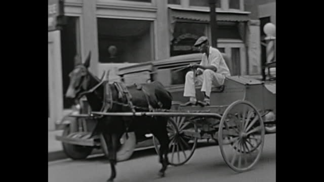 1934 home movie - natchez, ms - town stock videos & royalty-free footage