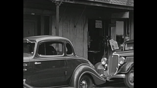 1934 Home Movie  - New Orleans