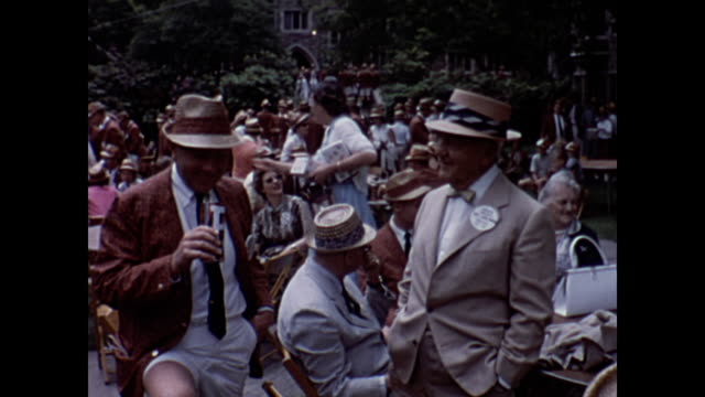 1963 Home Movie - Princeton Alumni Picnic