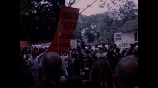 1963 Home Movie - Princeton University Parade