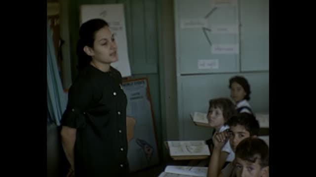 1967 Home Movie Puerto Rico / Elementary school