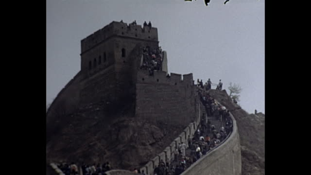 1969 Home Movie - The Great Wall of China