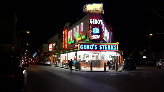 GENO'S STEAKS - Home of the Philly Cheesesteak