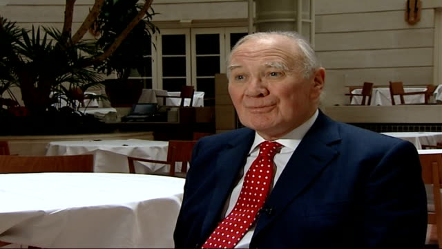 plans to divide department in two sir menzies campbell mp interview sot having two departments that are not fit for purpose well we know better than... - itv weekend evening news stock-videos und b-roll-filmmaterial