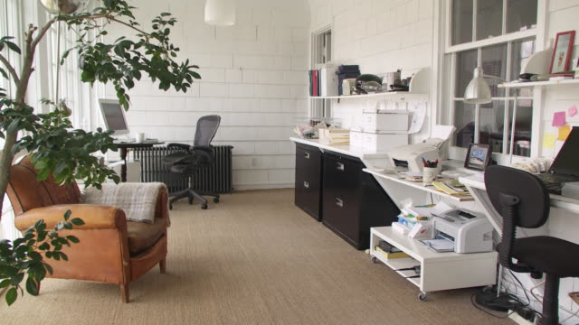 WS Home office, Scarborough, New York, USA