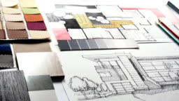 Home renovation & improvement concept