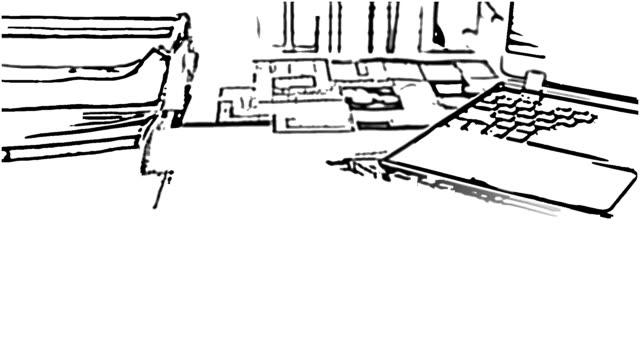 home renovierung & entwicklung konzept - table top view stock-videos und b-roll-filmmaterial
