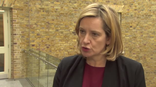 home secretary amber rudd saying the british government will react to evidence not rumour in the poisoning of russian former spy sergei skripal and... - klatsch stock-videos und b-roll-filmmaterial