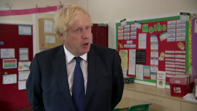 home secretary meets with border force over record numbers of migrants crossing english channel england east london int boris johnson mp interview... - {{ collectponotification.cta }} stock videos & royalty-free footage