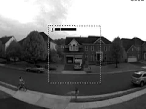 A home security surveillance system records everything that happens in the neighborhood Sometimes those happenings are golden On this day the cameras...