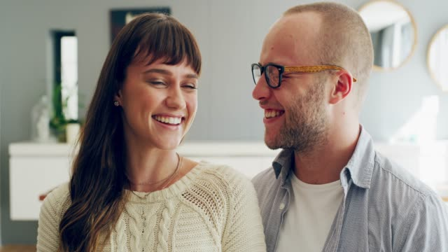 home, the source of all happiness - young couple stock videos & royalty-free footage
