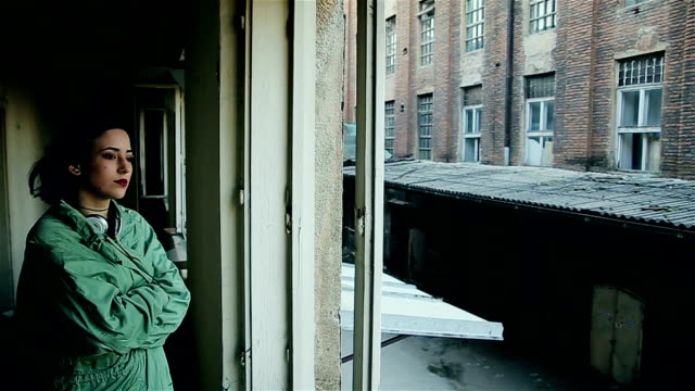 homeless girl - homeless shelter stock videos and b-roll footage