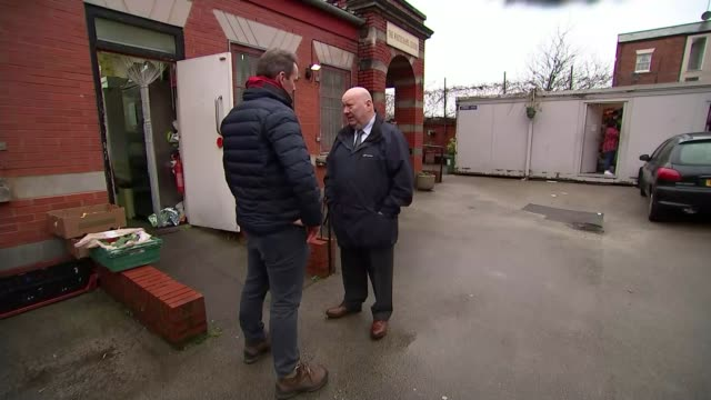 Parliamentary committee condemns government response to the problem Liverpool EXT Joe Anderson interview SOT Reporter and Anderson Anderson Anderson...
