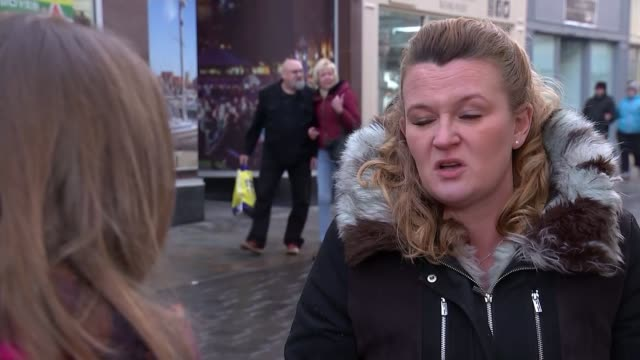 Two homeless men attacked in Hull city centre ENGLAND Hull EXT Alex Slater interview SOT Reporter