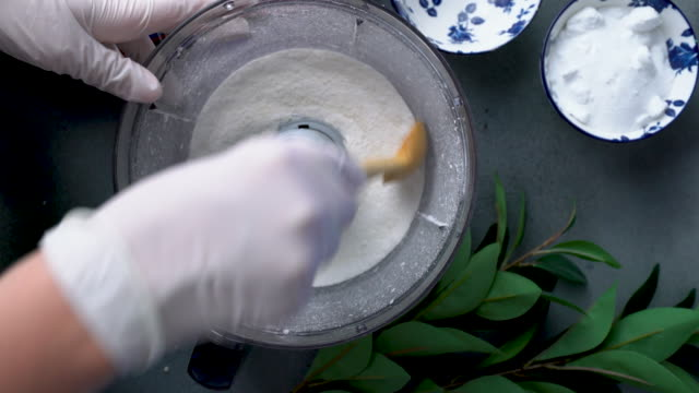 homemade natural laundry detergent - laundry detergent stock videos & royalty-free footage
