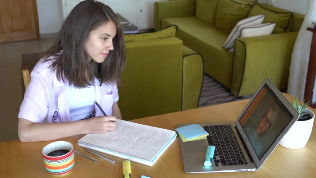 vídeos de stock e filmes b-roll de homeschooling - workshop