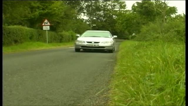 honda accord coupe - ホンダ点の映像素材/bロール